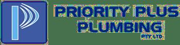 Priority Plus Plumbing Logo Header